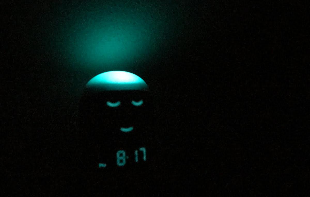 REMI at night