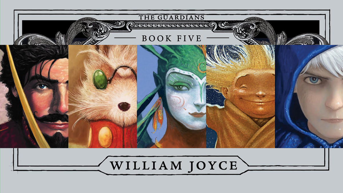 Rise of the Guardians covers
