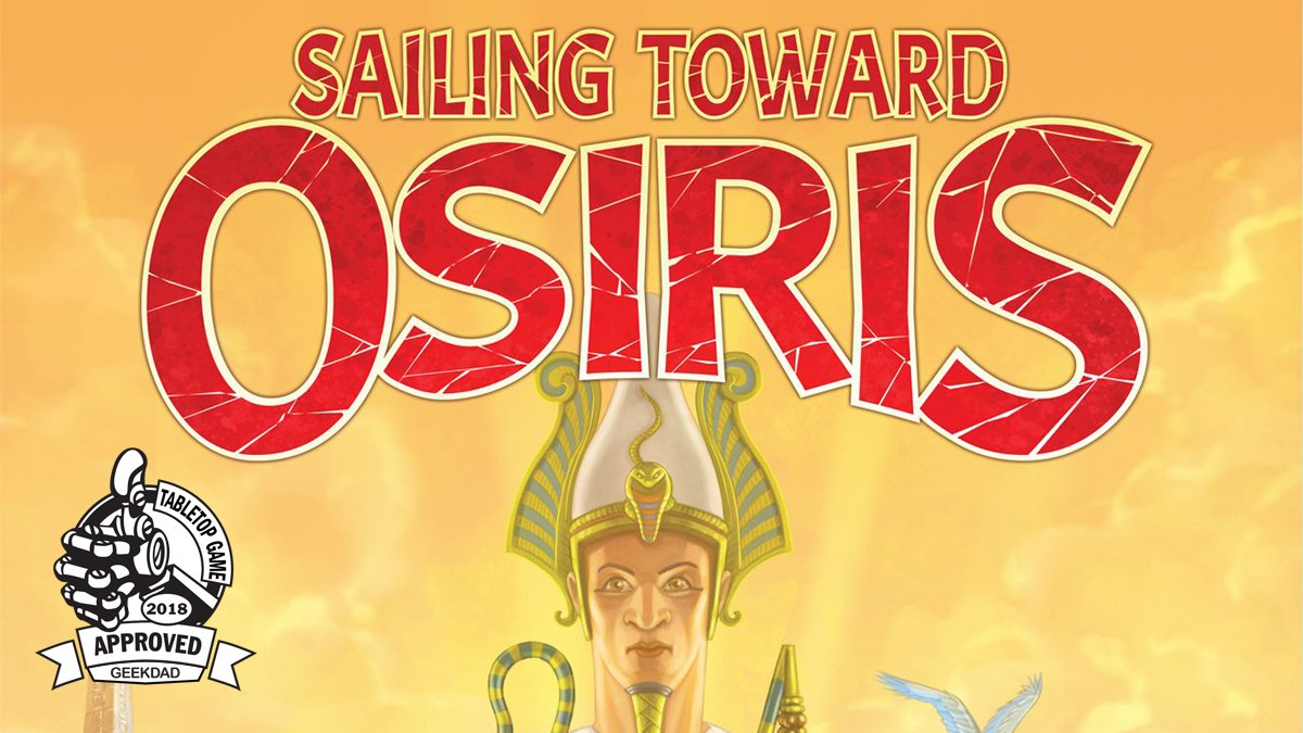 Sailing Toward Osiris banner