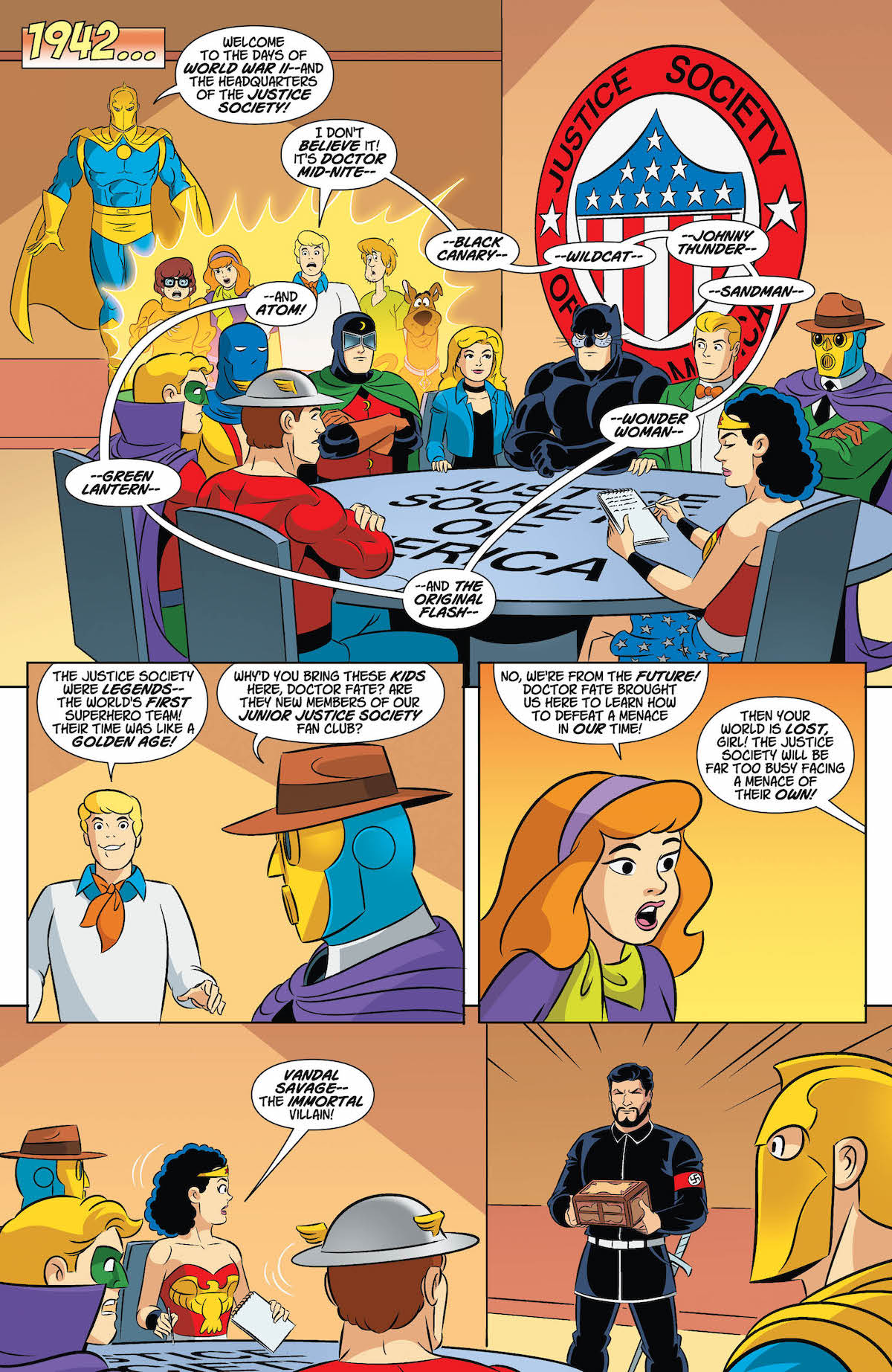 Scooby-Doo Team-Up #39 page 3