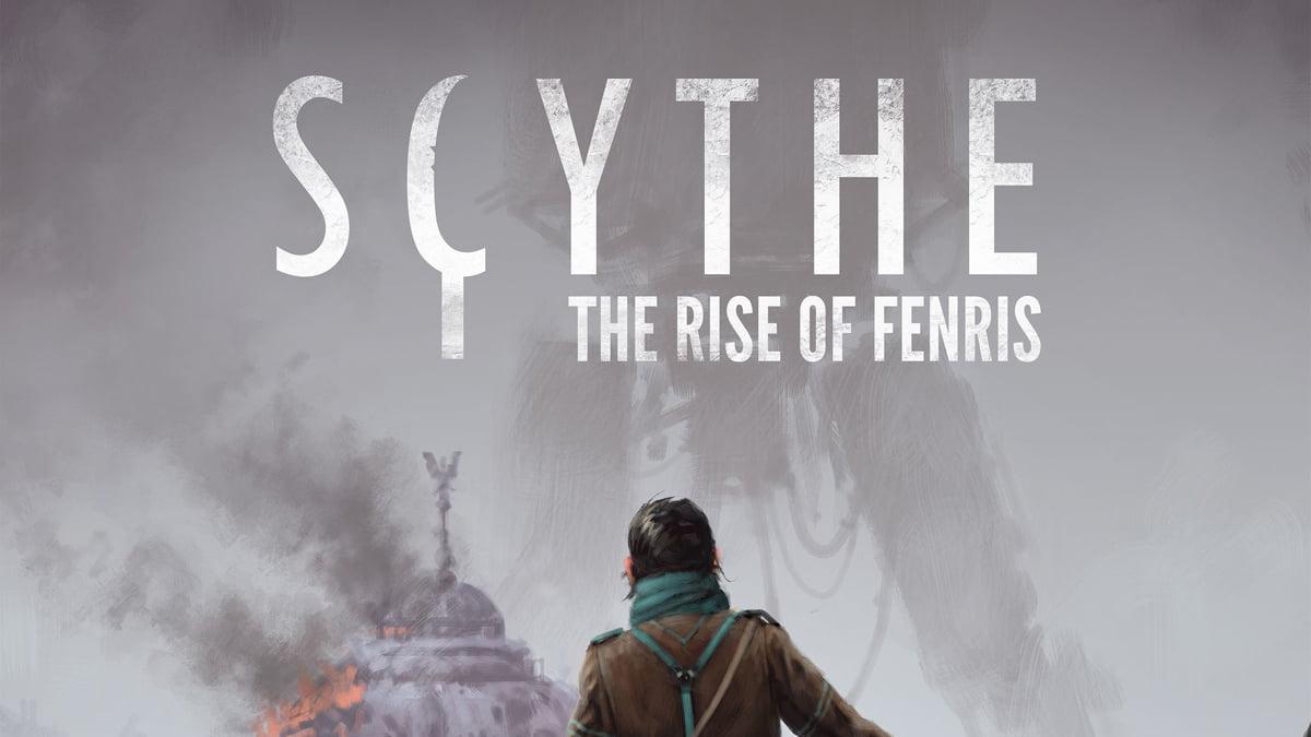 Scythe: The Rise of Fenris cover
