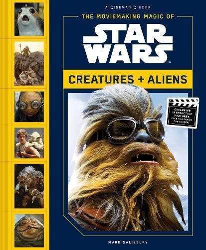 The Moviemaking Art of Star Wars: Creatures + Aliens