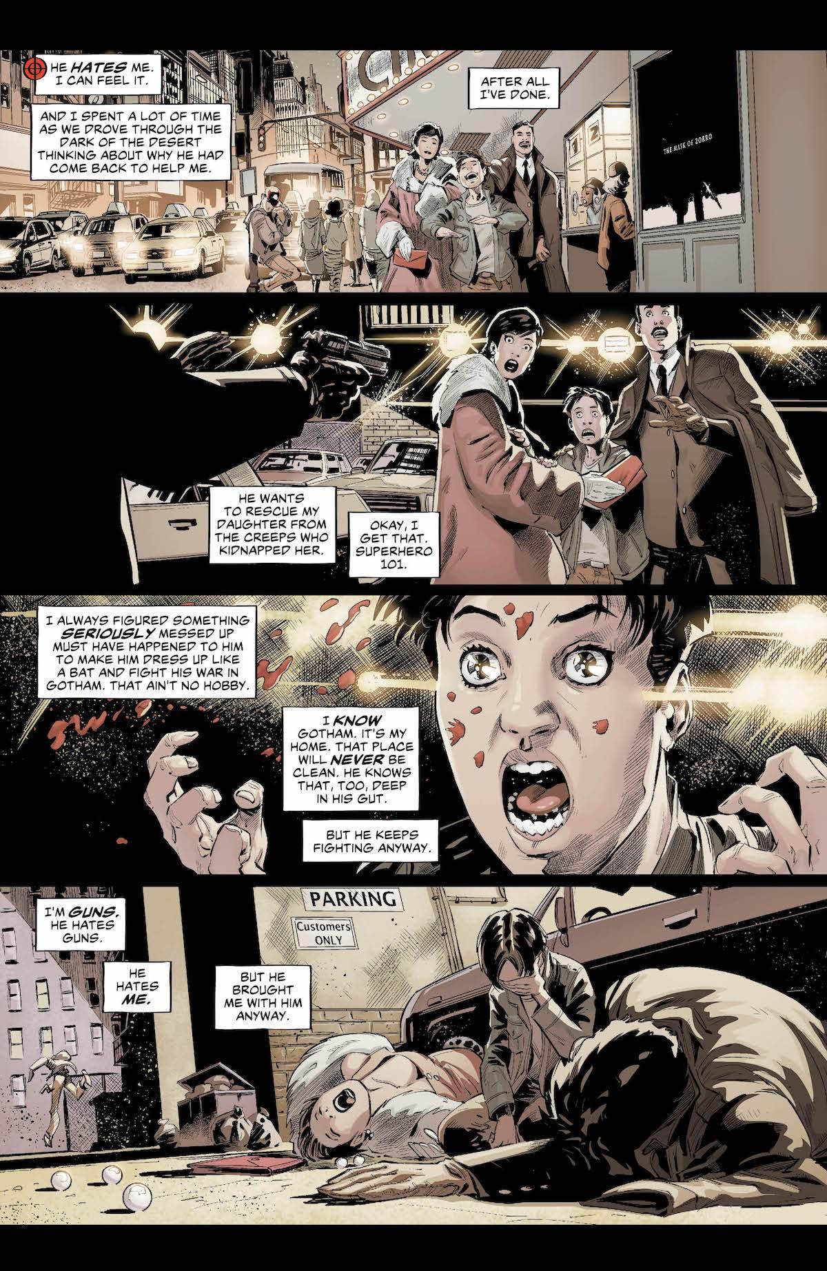 Suicide Squad #43 page 1