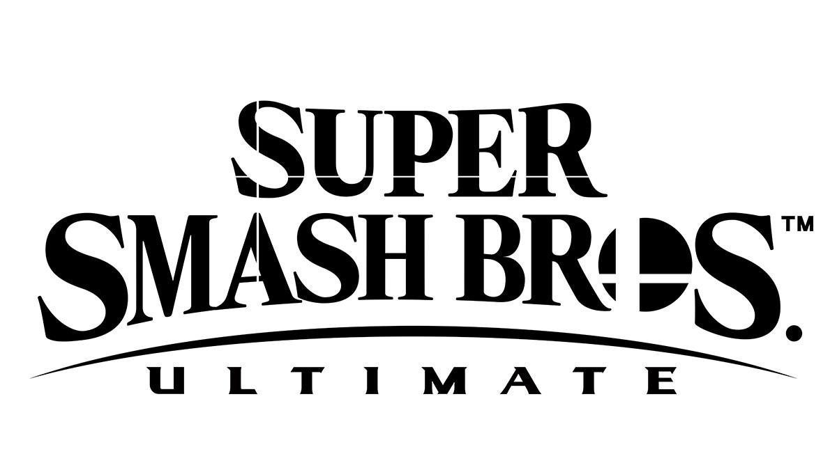 Super Smash Bros Ultimate logo