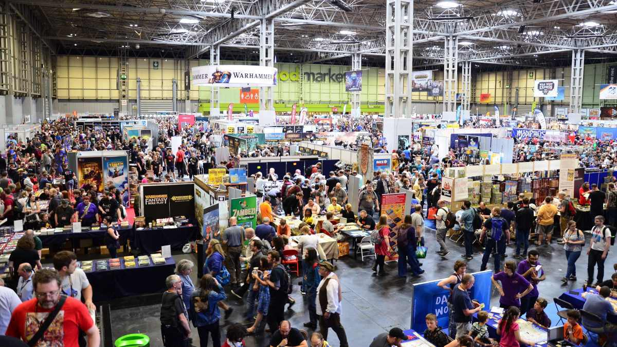 UK Games Expo Great Things