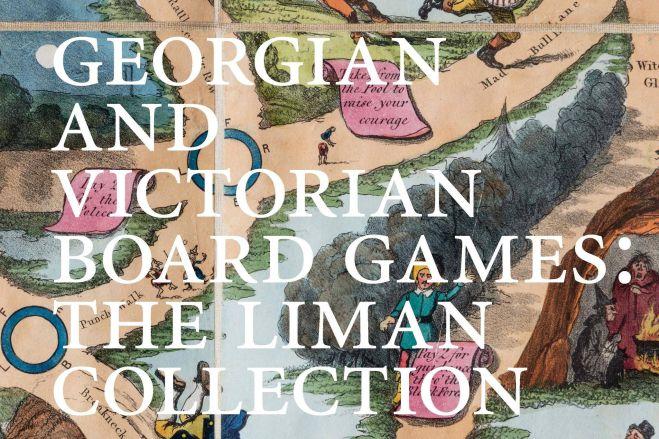 Victorian Board Games