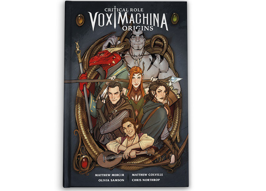 Critical Role Vox Machina Origins Hardback Edition Geekdad Juurezel had infiltrated the palace of sovereign uriel tal'dorei iii in emon. critical role vox machina origins