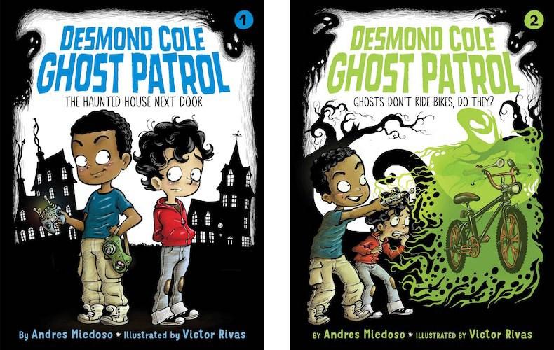 Desmond Cole, Ghost Patrol
