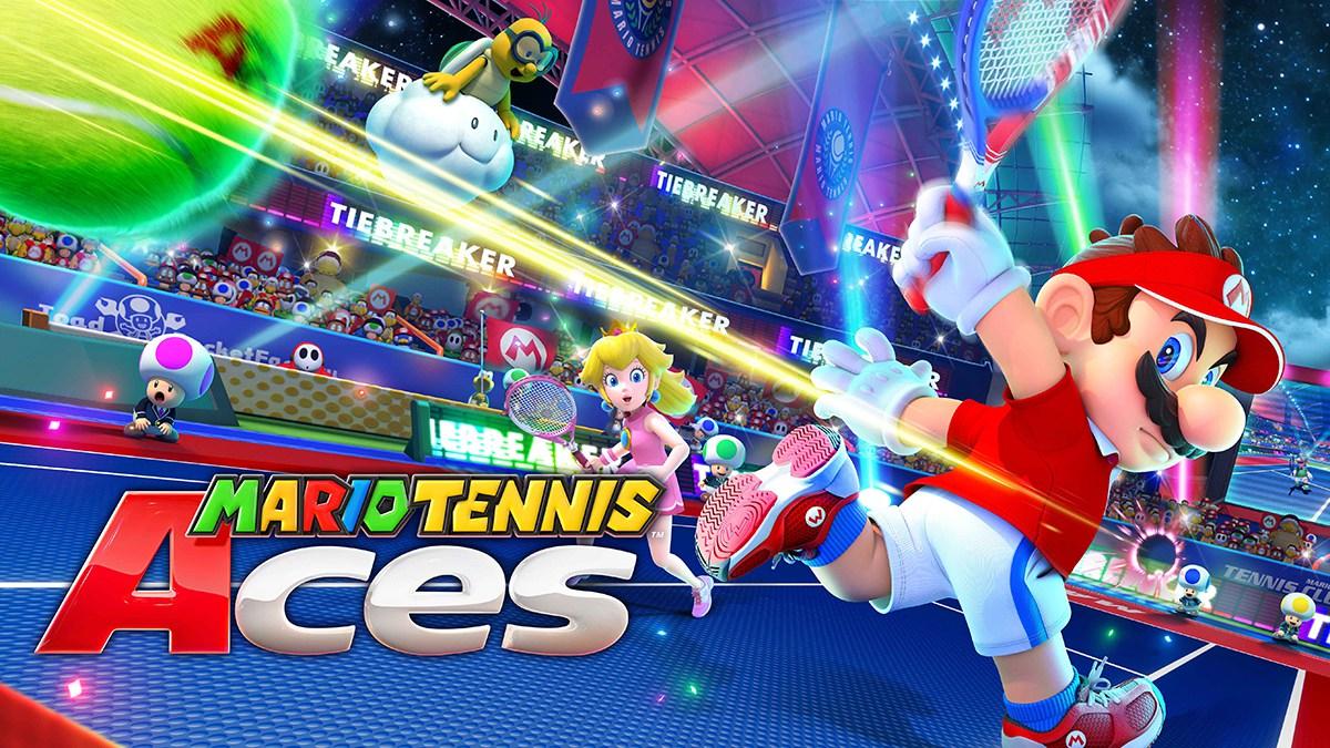 mario tennis aces featured