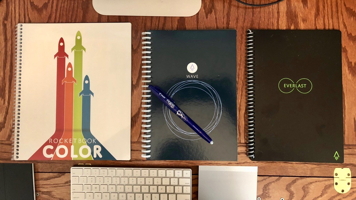 Rocketbook Notebooks