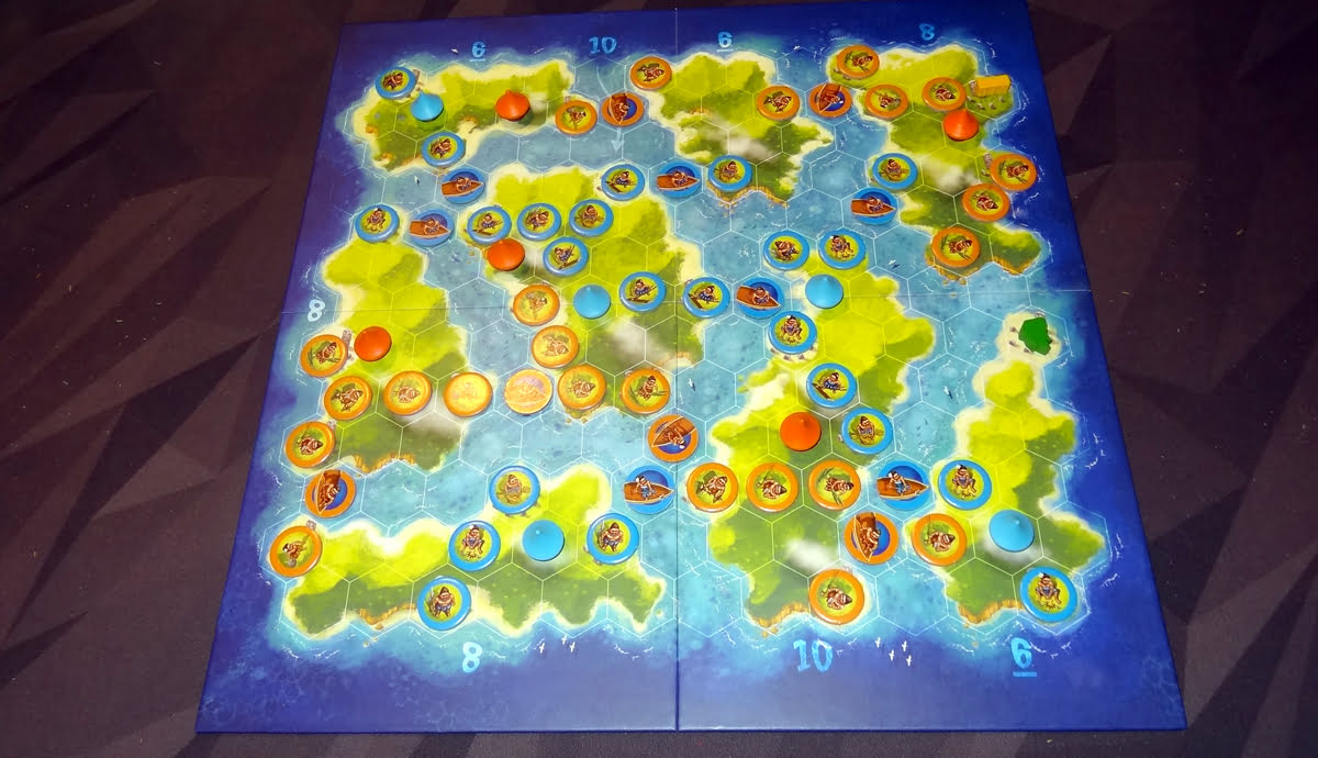 Blue Lagoon 2-player end