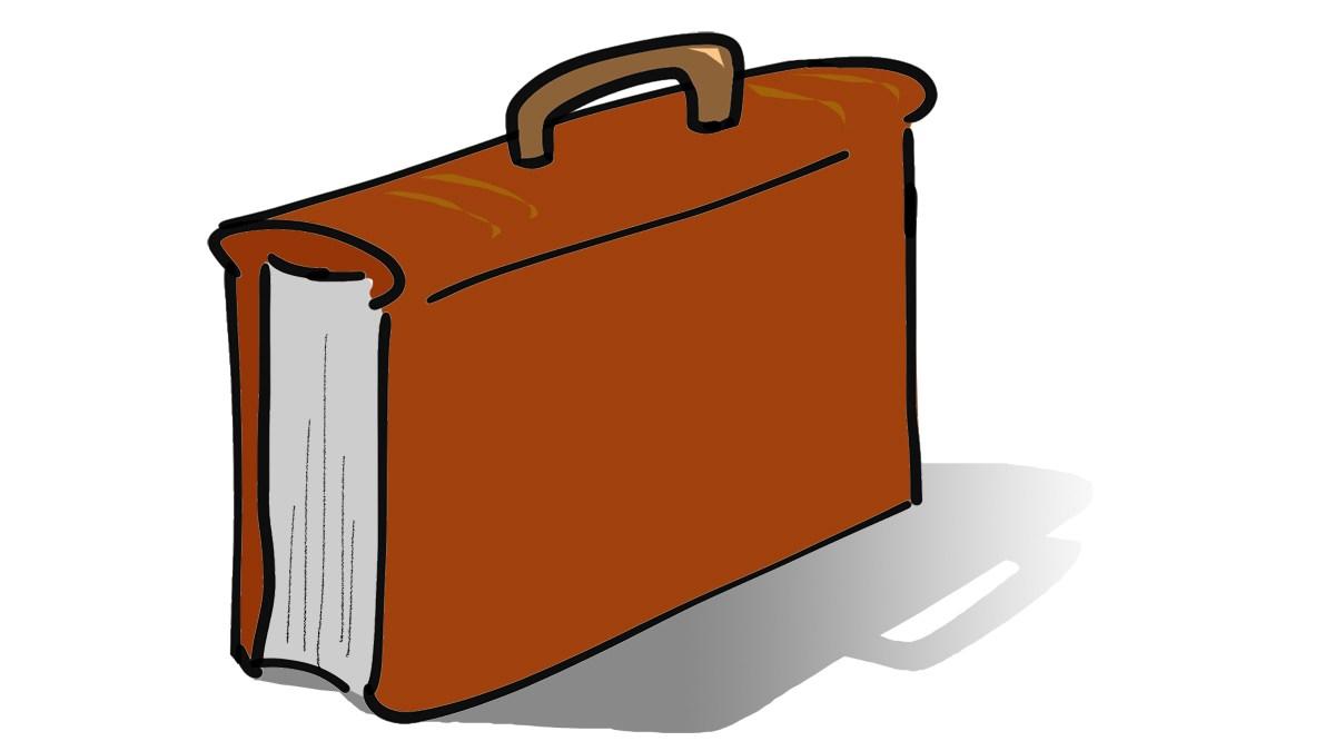 Book Suitcase