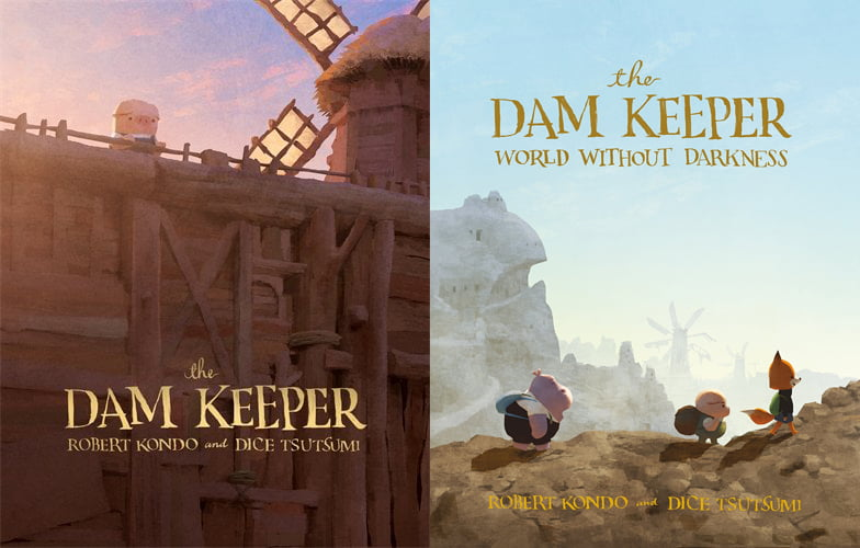 The Dam Keeper 1 & 2