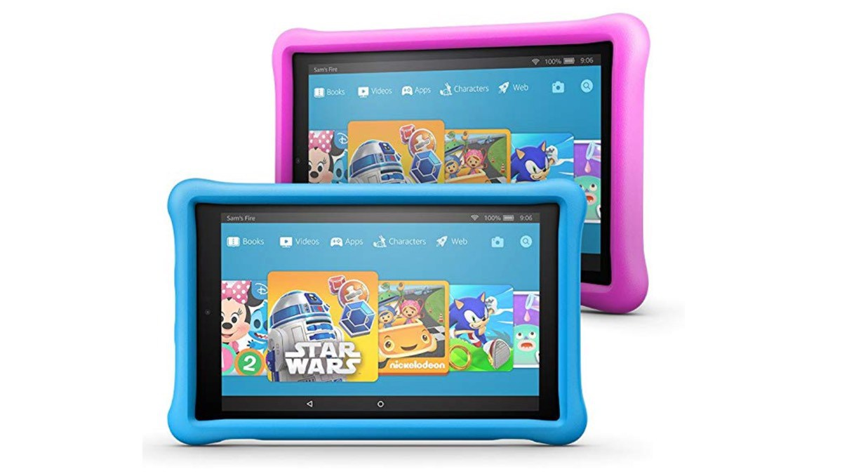 Geek Daily Deals 070118 10-inch fire tablets