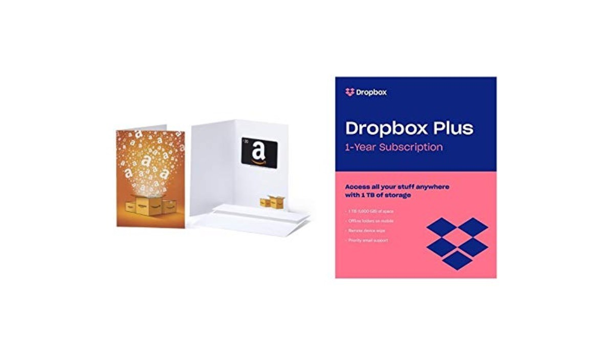 Geek Daily Deals 070218 dropbox plus amazon gift card