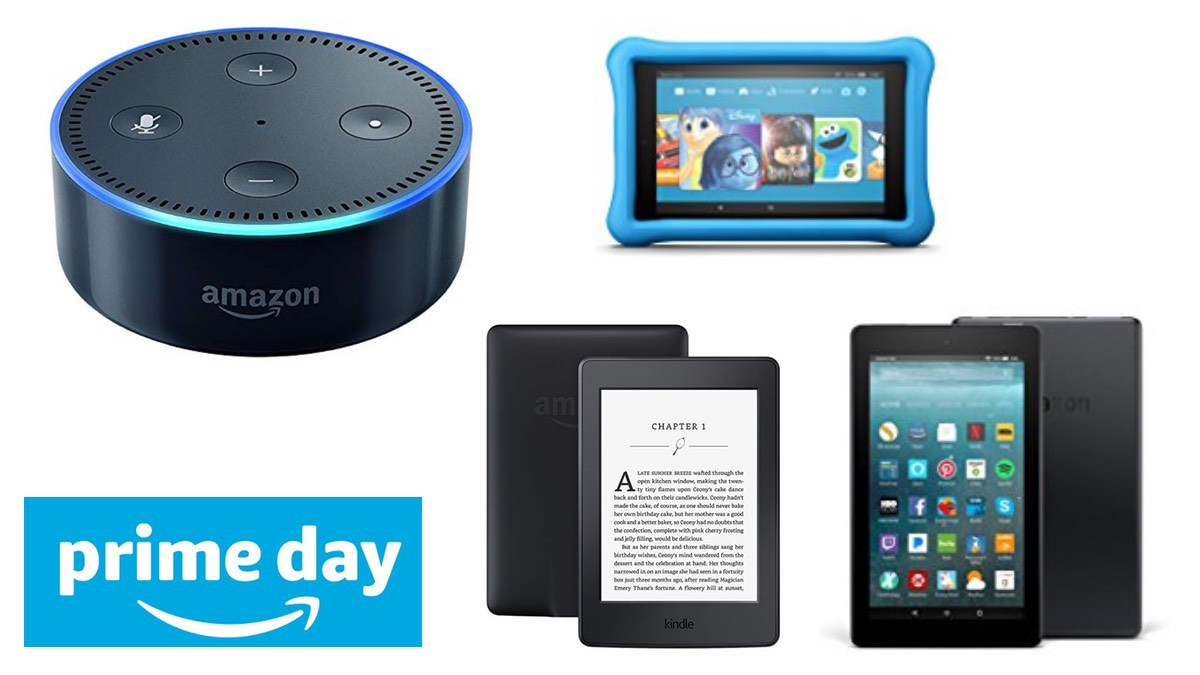 Geek Daily Deals 071618 prime day