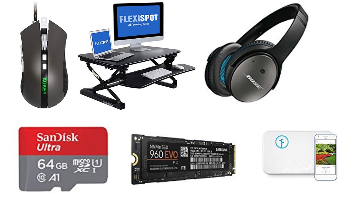 Geek Daily Deals 071718 prime day deals