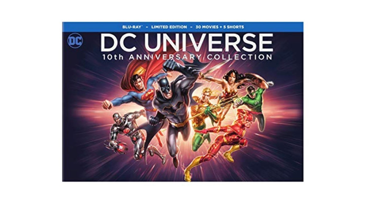Geek Daily Deals 072018 dc universe movies