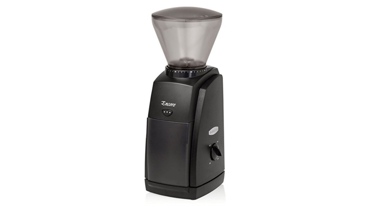 Geek Daily Deals 072118 conical burr coffee grinder