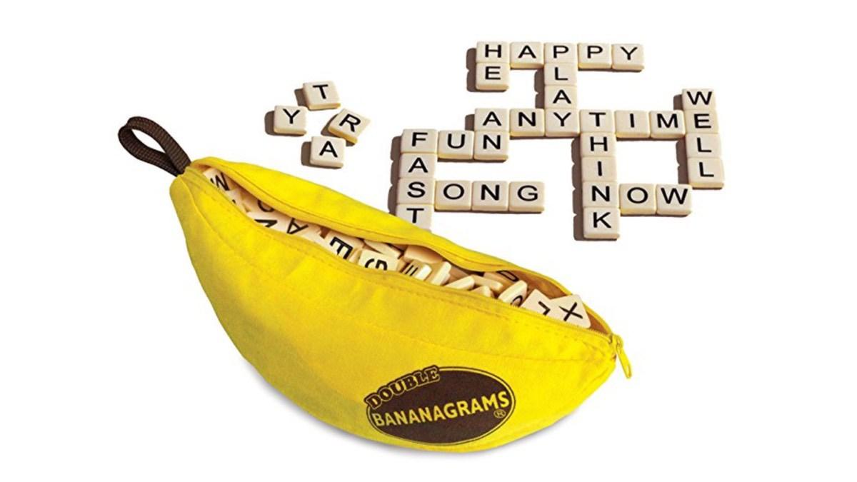 Geek Daily Deals 073118 double bananagrams