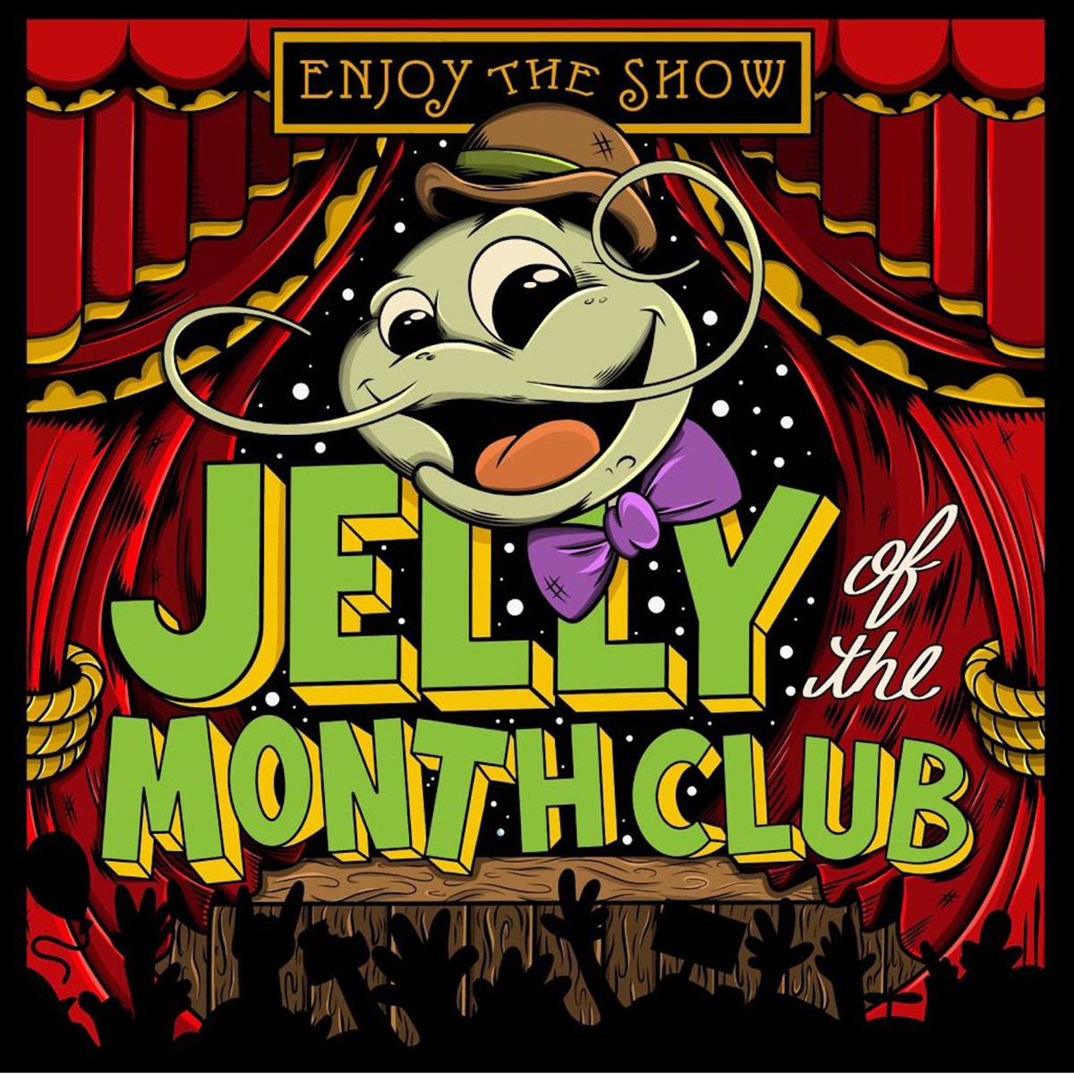 Jelly of the Month Club: Enjoy the Show CD cover