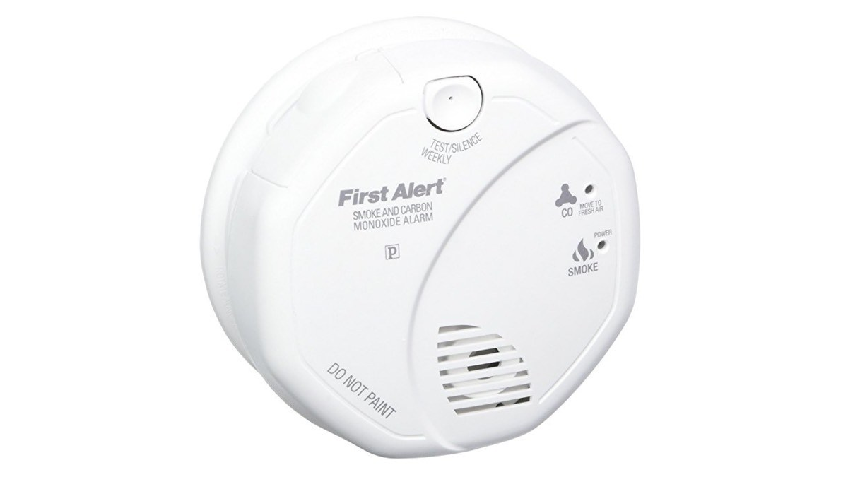Geek Daily Deals 072918 smoke detector