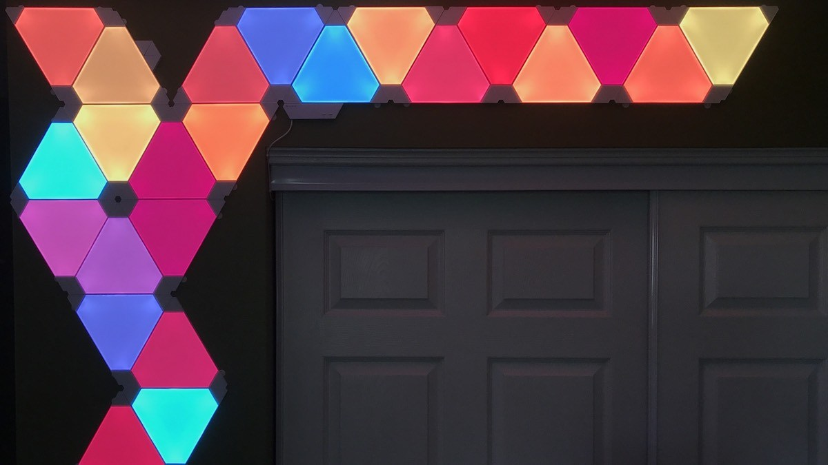 Nanoleaf light panels review