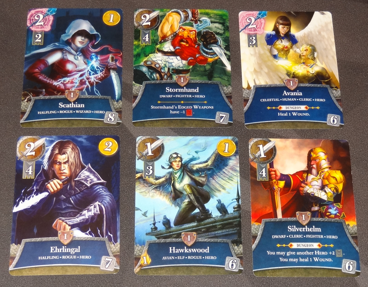 Thunderstone Quest Heroes