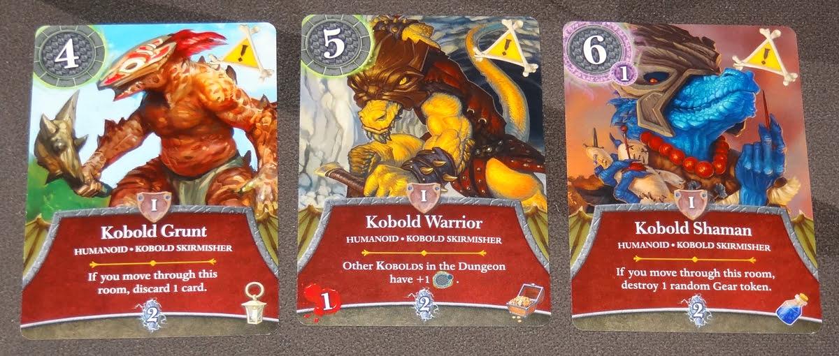 Thunderstone Quest Kobold Skirmishers
