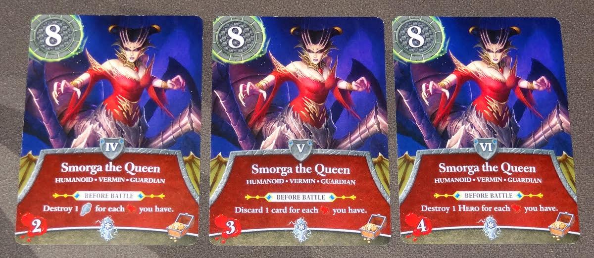 Thunderstone Quest Smorga the Queen