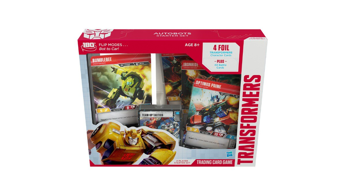 Transformers-Trading-Card-Game