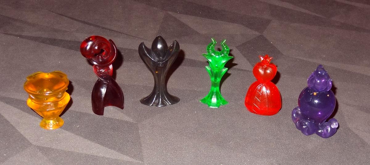 Villainous figurines
