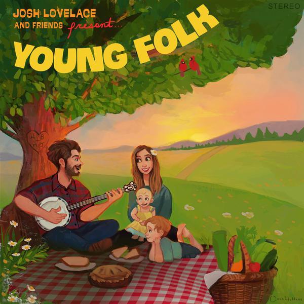 Josh Lovelace CD