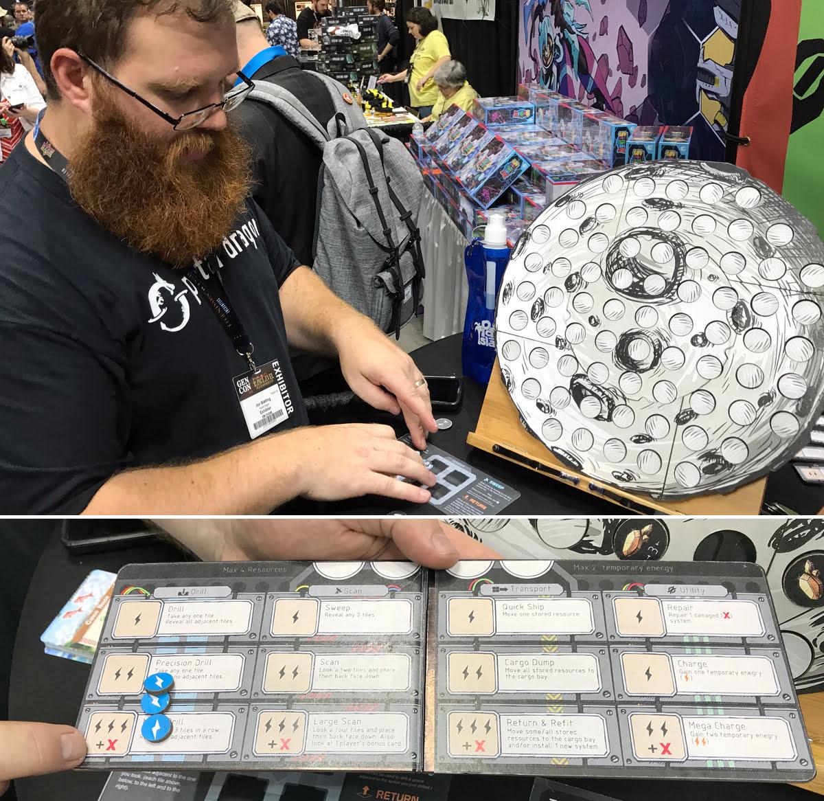 Planetoid game