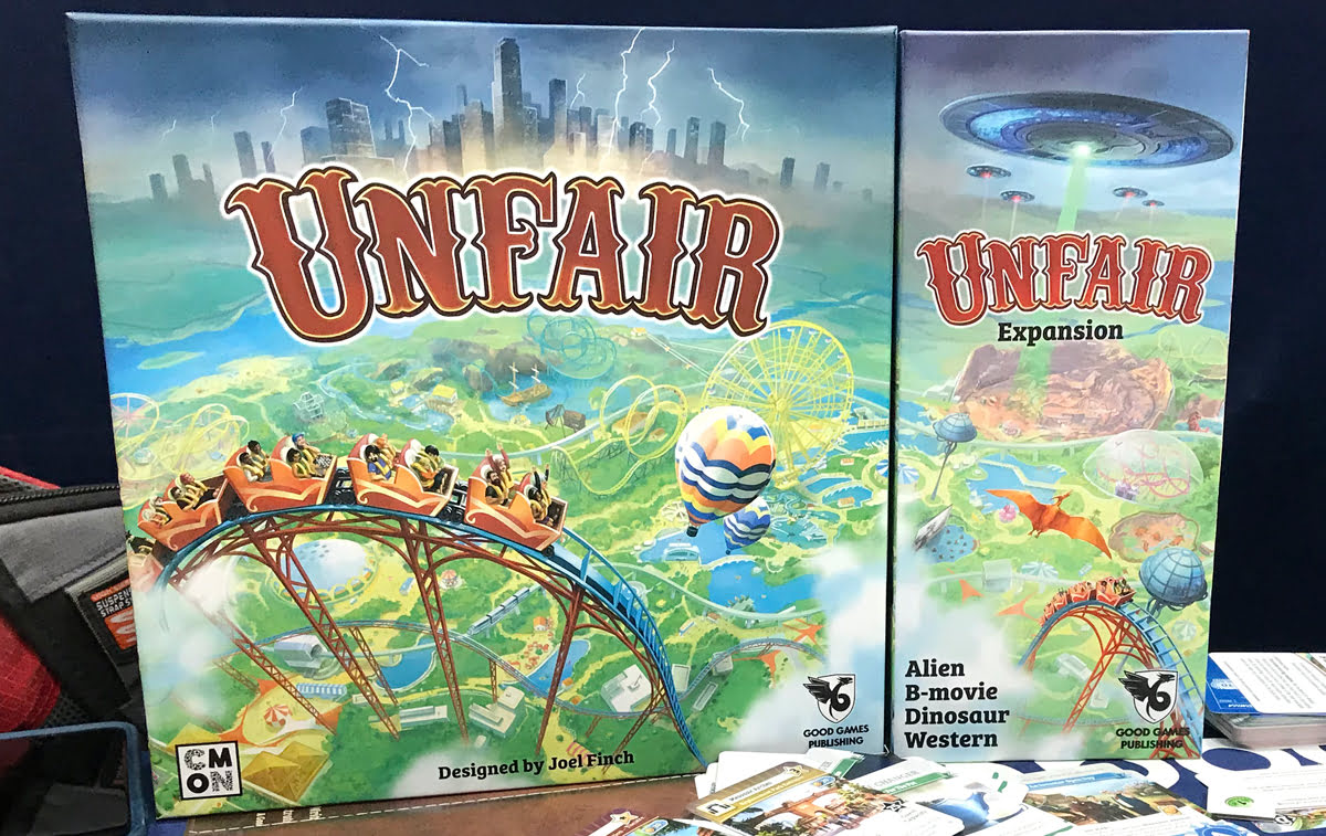 Unfair and expansion