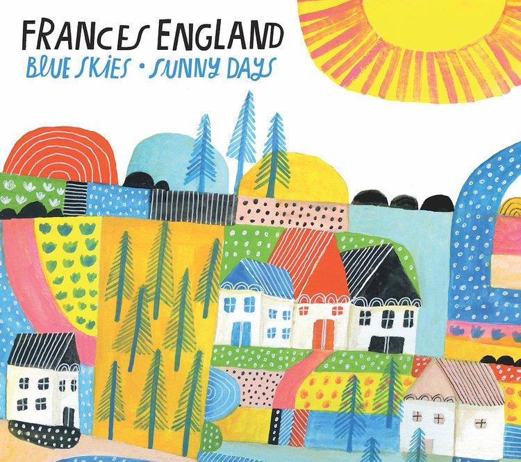 Frances England CD