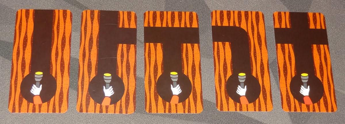 Bandido dead end cards