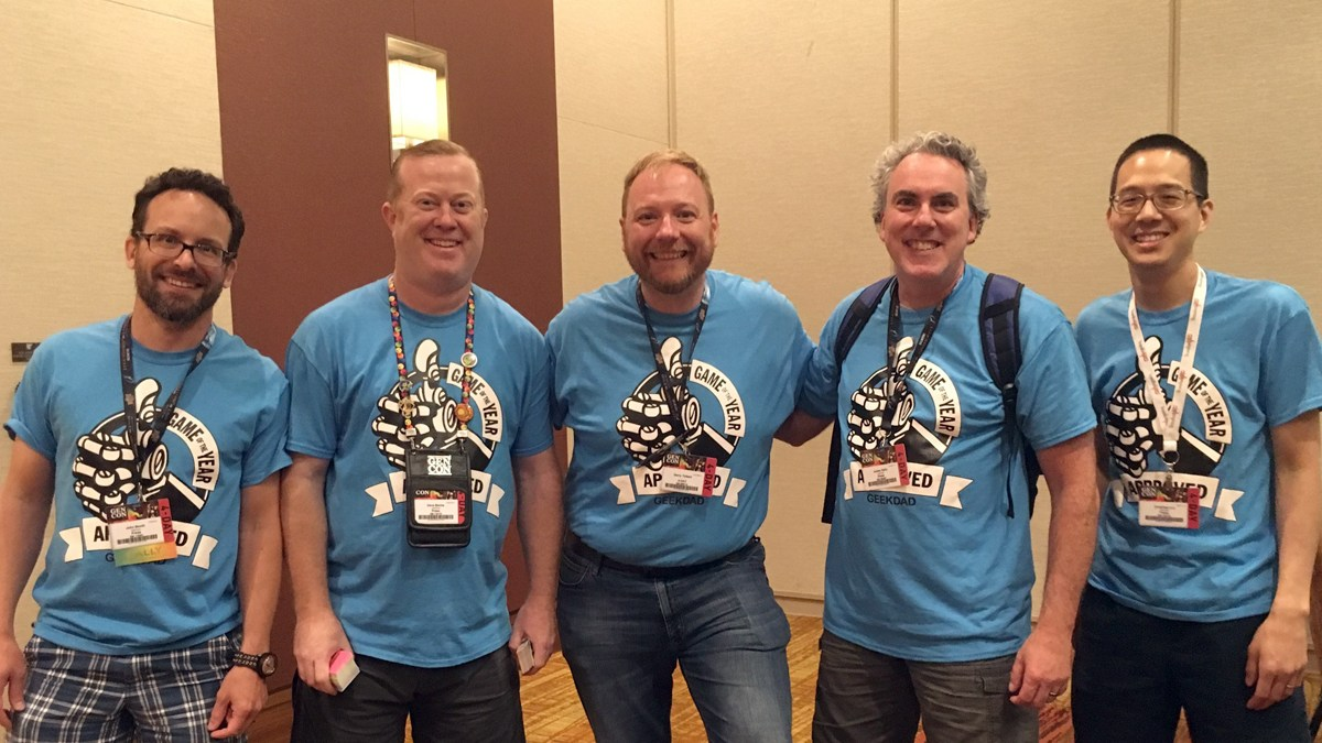 GeekDads at Gen Con