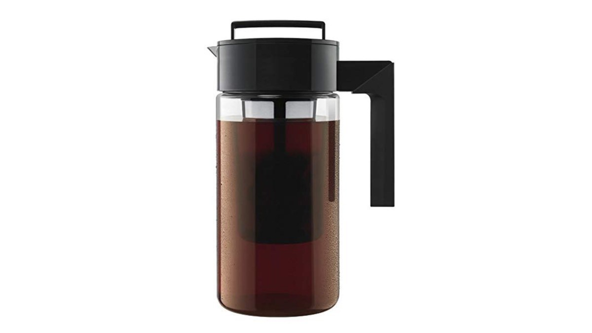 Geek Daily Deals 080318 cold brew coffee maker