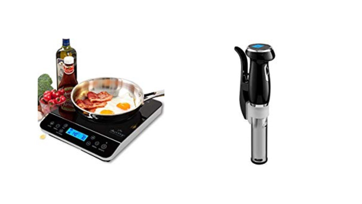 Geek Daily Deals 081018 induction sous vide
