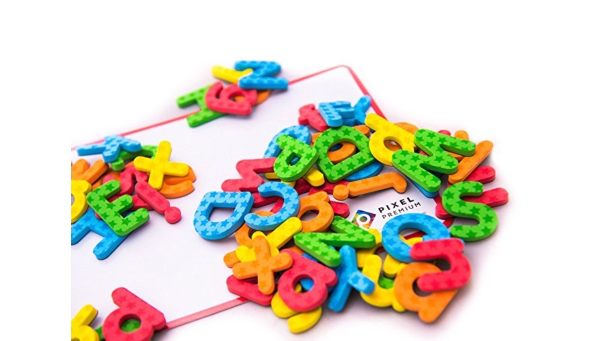 Geek Daily Deals 081218 magnetic letters