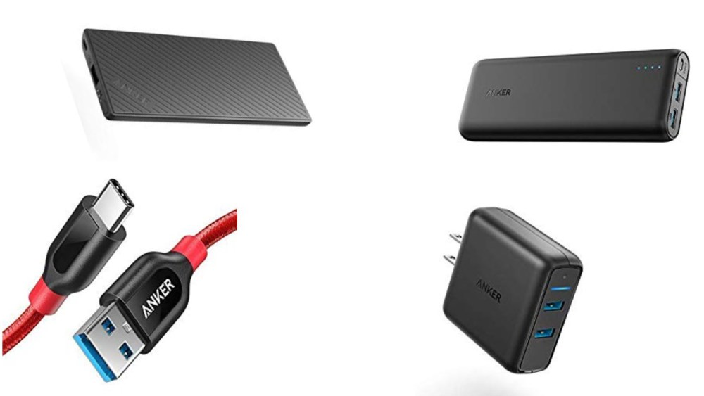 Geek Daily Deals 081318 anker charging products