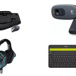 Geek Daily Deals 082218 logitech accessories