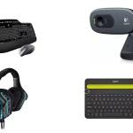 Geek Daily Deals 082218 logitech accessories