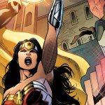 Wonder Woman Justice League Dark