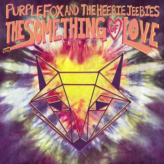 My Purple Fox