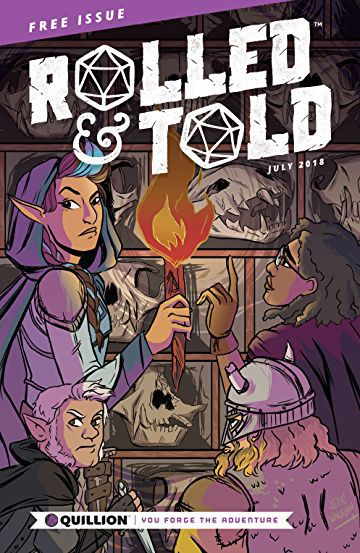 Rolled Told Issue 0