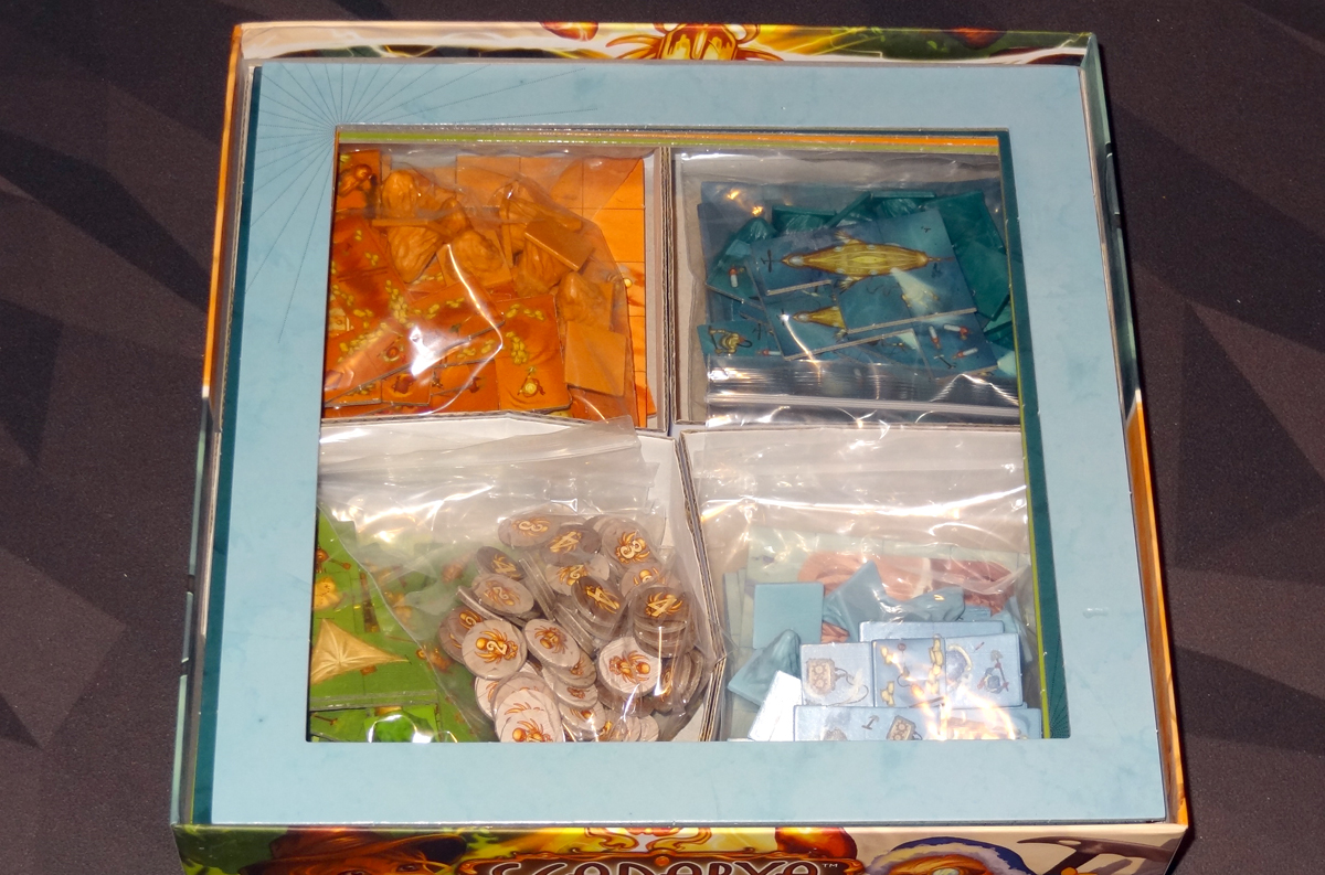 Scarabya box insert