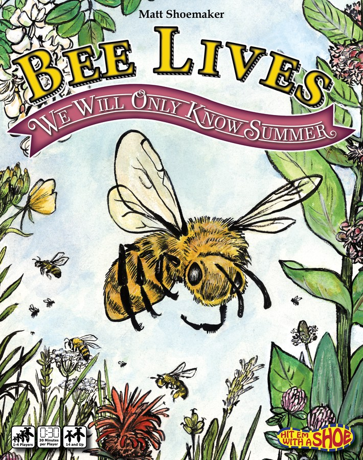 Bee Lives cover