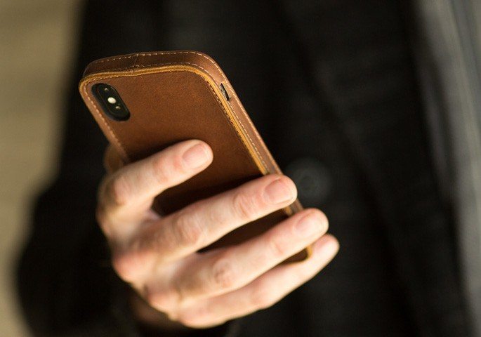 Traveler iPhone X Case